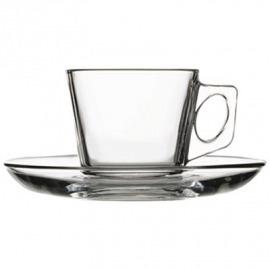Espresso šálka s tanierikom 80ml