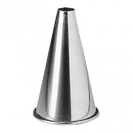 koncovka okrúhla oceľová 0,4 cm