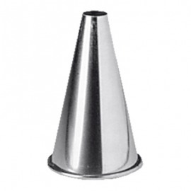 koncovka okrúhla oceľová 1,0 cm