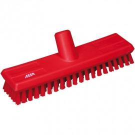 tvrdá Kefa na čistenie podlahy 270x65x100 mm, 25 mm červené vlasy