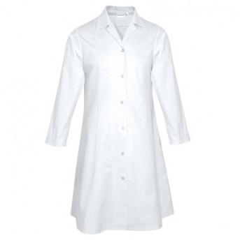 Plášť ladies white l