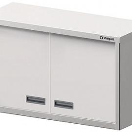 Závesná skrinka, výklopné dvere 800x400x600 mm